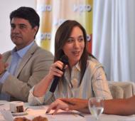 María Eugenia Vidal encabezará la reunión.