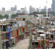 Crean la Unidad de Coordinación deInfraestructura Barrial para urbanizar villas. Foto: Prensa