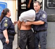Los acusados cumplen presión preventiva en la cárcel de Batán. foto: Prensa