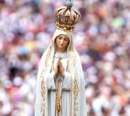 Recorrido de la Virgen de Fátima 2019 en distritos de la Provincia
