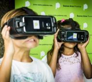 Realidad virtual para toda la familia en Barrio Carlos Gardel, Morón.