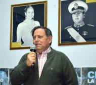 Duelo en San Cayetano por la muerte del exintendente Visciarelli