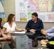 Municipio de Vicente López firmó convenio con Oficina Anticorrupción y la Provincia