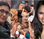 Venezuela en crisis. Cecilia Rodríguez y Luisa Torrealba contaron cómo viven estas tensas horas.