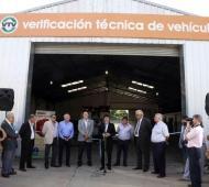 La nueva sede tendrá capacidad para realizar 100 inspecciones diarias.