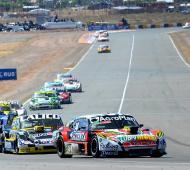 El Turismo Carretera correrá el 5 de mayo en Rosario. Foto: Prensa