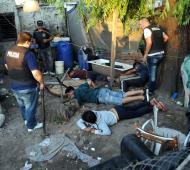 Los operativos fueron llevados a cabo en La Matanza.