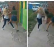 Una joven de 20 años murió a raíz de la pelea.