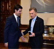Urtubey planteó a Macri alternativas para bajar las tarifas de los servicios públicos