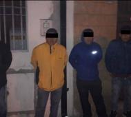 Lanús: En control preventivo, detuvieron a cuatro personas y secuestran 31 celulares robados
