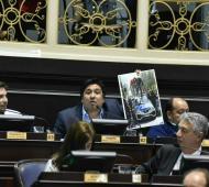 Ranzini cuestionó los disturbios del pasado 21 de agosto en la ciudad de La Plata