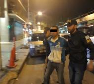"""Operación """"Maxikioscos"""": Sorprenden a narco en plena venta de cocaína y marihuana en San Martín"""