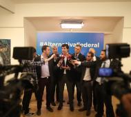 """Urtubey en reunión de Alternativa Federal: """"Buscamos construir una opción amplia que contenga a la gran mayoría"""""""