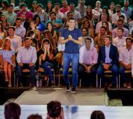 "Urutbey presentó en Salta ""Alternativa Federal""."