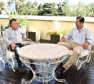 """Urtubey en Mendoza: """"Este modelo de organización económica no está mirando a la actividad productiva"""""""