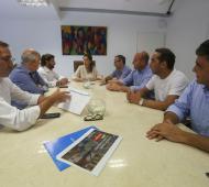 La gobernadora Vidal recibió a intendentes del PRO