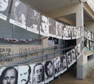 Funcionará como un lugar de de Memoria para los ciudadanos de la zona, estudiantes y docentes.. Foto: Lanoticia1.com