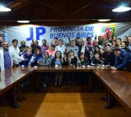 La Juventud Peronista homenajeó a Héroes de Malvinas