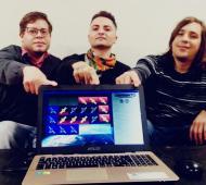 El primer juego online creado por desarrolladores de Moreno.Foto: Prensa.
