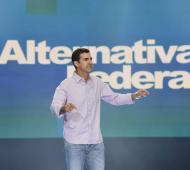 "Urtubey, tras el congreso de Sergio Massa: ""Ni Macri ni Cristina"""
