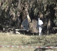 Sospechan que el cuerpo hallado podría ser el de Carlos Cordero, desaparecido hace 10 días.
