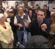 """Katopodis: """"Daniel le dio una lección a los argentinos""""."""