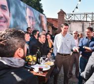 """Urtubey en Tucumán: """"Nuestro espacio quiere redefinir el federalismo"""""""