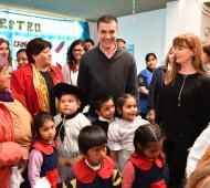 Juan Manuel Urtubey puso en marcha el Plan Alimentario Salteño