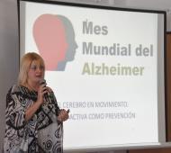 Ituzaingó: Desarrollaron la Décima jornada anual de alzheimer