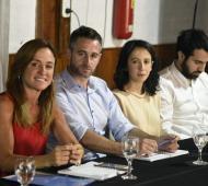 """Tolosa Paz junto al Intendente Achával: """"Pilar recibirá $53 millones en Tarjeta AlimentAR"""""""