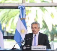 Cuarentena estricta en AMBA desde el 1° de julio, anunció el presidente Alberto Fernández