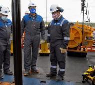 Vaca Muerta:Comenzaron actividades de perforación de YPF para incrementar la producción de gas