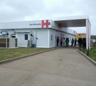 Centros Modulares Sanitarios