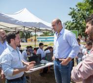 Quilmes se sumó al programa Wi-Fi Provincia.