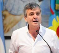 Juan Zabaleta es intendente de uno de los distritos del AMBA