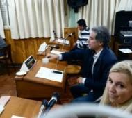 Un tramo del debate en el Concejo de Arrecifes. Foto: Arrecifes Noticias.