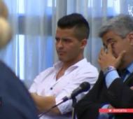 Zárate fue condenado a 6 años y medio de prisión
