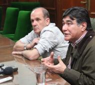 El intendente de Pehuajó visitó a Carlos Zannini en la cárcel. (Imagen de archivo)